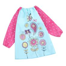 COTTON  KIDS ART SMOCK CHILDREN APRON