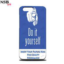 NSBuni Personal Custom-made Sublimation Cases For ASUS ZENFONE4 ZE554KL DIY Heat Transfer Mobile Phone Covers Shells(China)