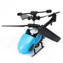QS QS5013 Mini RC Helicopter 2.5 Channel RC Helicopter with Gyroscope IR Remote Control Function RC Drones
