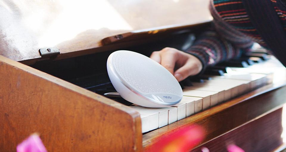 2017 Original Meizu A20 Wireless Bluetooth 4.2 Speaker 03