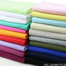 Baby Cotton knitted fabric  cotton knitted jersey fabric DIY sewing baby cotton clothing making fabric by half meter 50*180cm