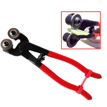 Mosaic round pliers DIY tool special round glass tile mosaic scissors cutting pliers(China)