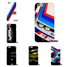 For Huawei G7 G8 P8 P9 Lite Honor 5X 5C 6X Mate 7 8 9 Y3 Y5 Y6 II Beautiful Logo For BMW X6 X5 M4 M3 M5 Soft  Case Silicone