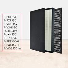 activated carbon filter deodorization filter air purifier parts Panasonic ZXFD35C PXF35C VDG35C VXG35C PDF35C JXH35C JDH35C