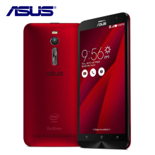 ASUS Zenfone 2 Ze551ML 32GB ROM 4GB RAM Android 5.0 Quad Core 5.5 inch 3000mAh 13MP LTE 4G New Original Dual Sim Mobile Phone(China)
