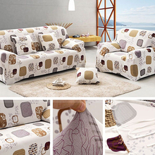 Universal Sofa Cover Couch Cover Sofa Covers Cheap Cotton For Living Room All-inclusive Sofa Slipcover Slip-resistant 1/2/3 seat