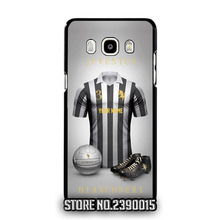 Custom JUVENTUS Jersey Cover Case for Samsung A3 A5 A7 A8 A9 J1 Ace mini J2 J3 pro J5 J7 2016 Core Grand Prime Neo Plus alpha