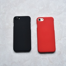 Luxury Brand Hard case for iphone Frosted PC Phone Cover for iphone Special Order DropShipping
