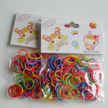 100pcs/Bag Newest Colorful Pet Beauty Supplies Pet Dog Grooming Rubber Band Pet Hair Product Hairpin Accessories Hair Accessorie(China)