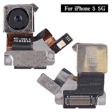 Original Back Rear Main Camera with Flash Module Flex Cable For iPhone 5 5G Big Camera Cable Repair Replacement Parts(China)
