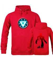 rxlzoon Cutton Captain America Hoodies For Men/Women Nice Gift Free Shipping 4 colors(China)