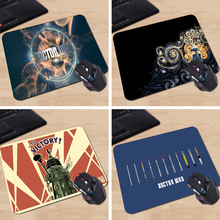 doctor who tradis To Victory Funny Mat Free Shipping Mouse Pad Rubber Mat Two Sizes No Overlock Edge