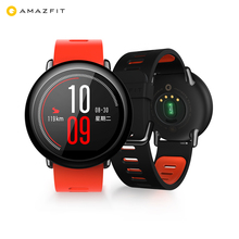 Buy Original Xiaomi Huami Watch AMAZFIT Pace Sports Smart Watch English Version Bluetooth 4.0 Heart Rate Monitor GPS Android IOS for $144.99 in AliExpress store
