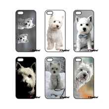 For Samsung Galaxy A3 A5 A7 A8 A9 J1 J2 J3 J5 J7 Prime 2015 2016 2017 Westie Terrier Dog Puppy Highland Terrier Phone Case