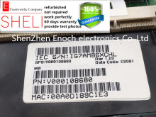 V000108680 for Toshiba Satellite A215 A200 Laptop AMD Motherboard 6050A2127-MB-A02,send one AMD cpu as , SHELI stock
