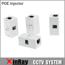 Xinfly RJ45 POE Injector Power over  Ethernet Switch Power Adapter POE001 For POE IP Camera
