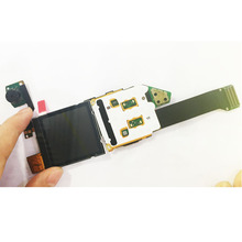 Original Flex Cable Ribbon For Nokia 8800 Sirocco LCD Screen Display+ Flex cable+Camera With Flex Replacement(China)