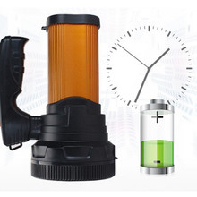 Led Torch Tactical Searchlight Rearchlight Flashlight Long Range Search Flash Light Portable Spotlight for Hunting and Camping