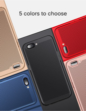 Heat Dissipation Phone Cases Oneplus 1+ 5T 5 Back Cover Coque One plus 5T 5 Hard PC Protective Cooling Case Shell Capa