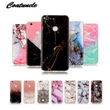 luxury Marble Stone Case sFor Huawei P8 lite 2017 Case soft Silicone TPU Rubber Back Cover  Phone Case For Huawei P9 lite 2017