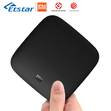 Global Xiaomi Mi TV Box 3 Android 6.0 TV Box Set-top Smart TV Box 2G/8G 4K HDR WIFI Youtube Netflix IPTV DTS Dolby Media Player(Hong Kong)
