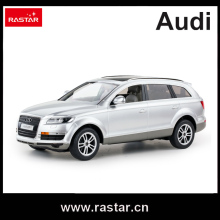 Rastar licensed electric baby cars R/C 1:14 Audi Q7 good quality toys rc car model 27400