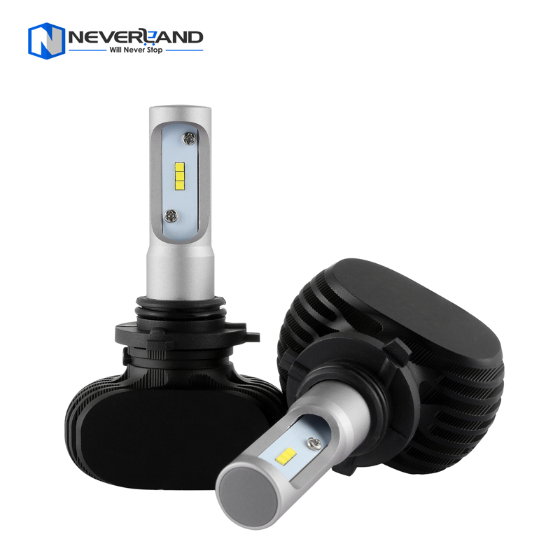 NEVERLAND 9006 HB4 50W 8000LM 6500K CSP LED Car Headlight Conversion Kit Fog Lamp Bulb DRL Super White<br><br>Aliexpress