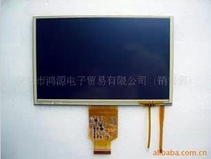 New LMS700KF06 7-inch LCD screen with touch