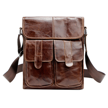 FONMOR Vintage Mens Bag Handbags Shoulder Men Cross Body Bags Briefcase Cortex(China)