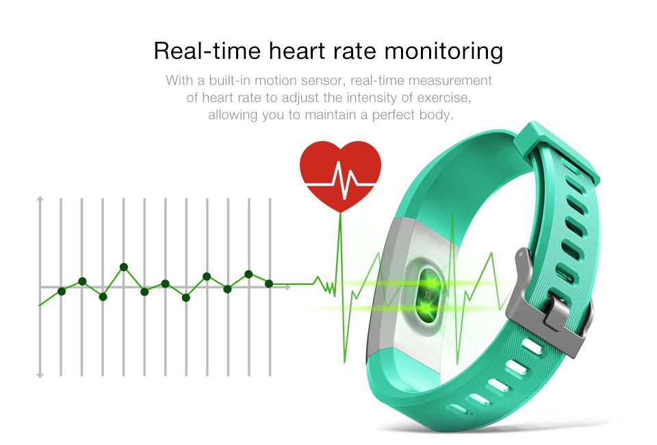 Hot Smart Wristband ID115 Plus Smart Band pedometer Fitness Bracelet Activity Tracker Mp3 Smart Bracelet Pk fitbit PK mi band 2 7