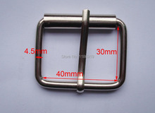 Wholesale 40mm Wide silver antique rust plating ferrous belt buckle,bag buckles,garment accessories,bag fasteners