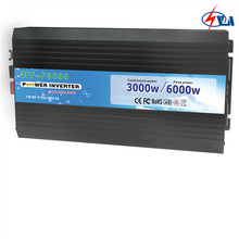 P3000-242 3000w 220v/230v/240v dc to ac pure sine wave power inverter off grid solar power invertor(China)