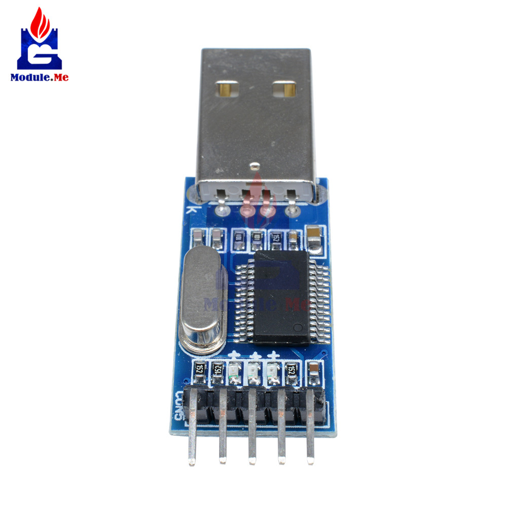 PL2303HX USB To RS232 TTL Auto Converter Module Converter Adapter For arduino