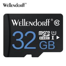 New memory card micro sd card 32GB 64GB 16GB 8GB 4GB for smartphone Class 10 usb flash pen drive with adapter TF Card wholesale(China)