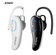 JOWAY H02 Mini Wireless Bluetooth V4.1 Earphone with Mic Anti-noise Strong signal Compatible Low consumption with all Phones(China)