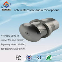 SIZHENG COTT-S8 CCTV waterproof microphone outdoor security audio monitoring video surveillance for help stations toll stations