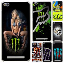 Sports Fox Racing Star Wars King Hard Case for Redmi 2 2A 3s Pro Note 2 3 Pro & Meizu M2 Mini M2 M3 Note