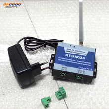 200 users barrier gate 3G version RTU5024 GSM remote control relay switch for Gate Door Opener,free shipping(China)
