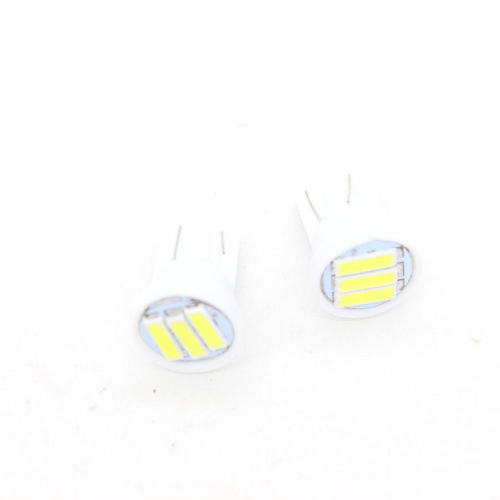 1X T10 3 7014 W5W LED Car Dome Festoon Wedge Light Map Tail Light Door Packing Light Source Marker Lamp 5W5 Interior Lighting<br><br>Aliexpress