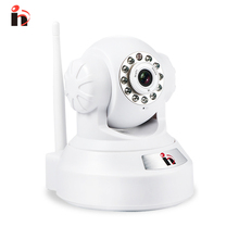 H Free Ship 720P Infrared Wifi Camera PTZ P2P Wireless HD 1.0MP IP Camera IRCUT CMOS Security Surveillance Camera Night Vision(China)