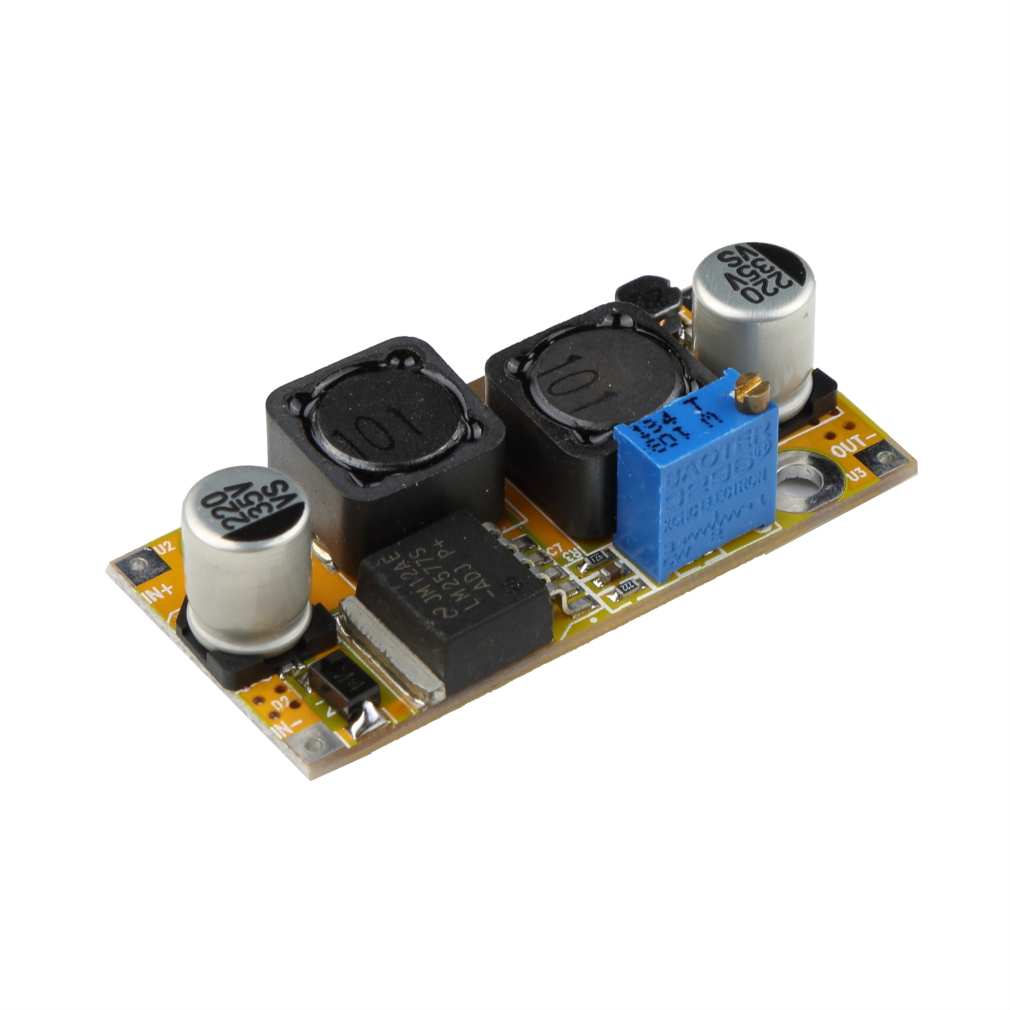 1pc Converter Step-Up Step-Down DC-DC Boost Buck  Supply Module 3-35V to 2.2-30V Newest<br><br>Aliexpress