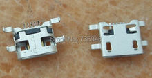 10pcs/lot micro USB connector free shipping   for Lenovo and many other mobiles