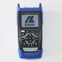 Fiber Optic Test Equipment 24/22dB ELOIK ALK100 OTDR 1310/1550 Max. 80KM