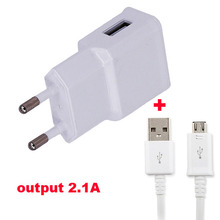 Power Adapter Mobile Phone EU Travel Charger 2.1A+USB Data Cable For Motorola Moto X3,Moto X 2015,XT1097,XT1542,Droid Maxx 2