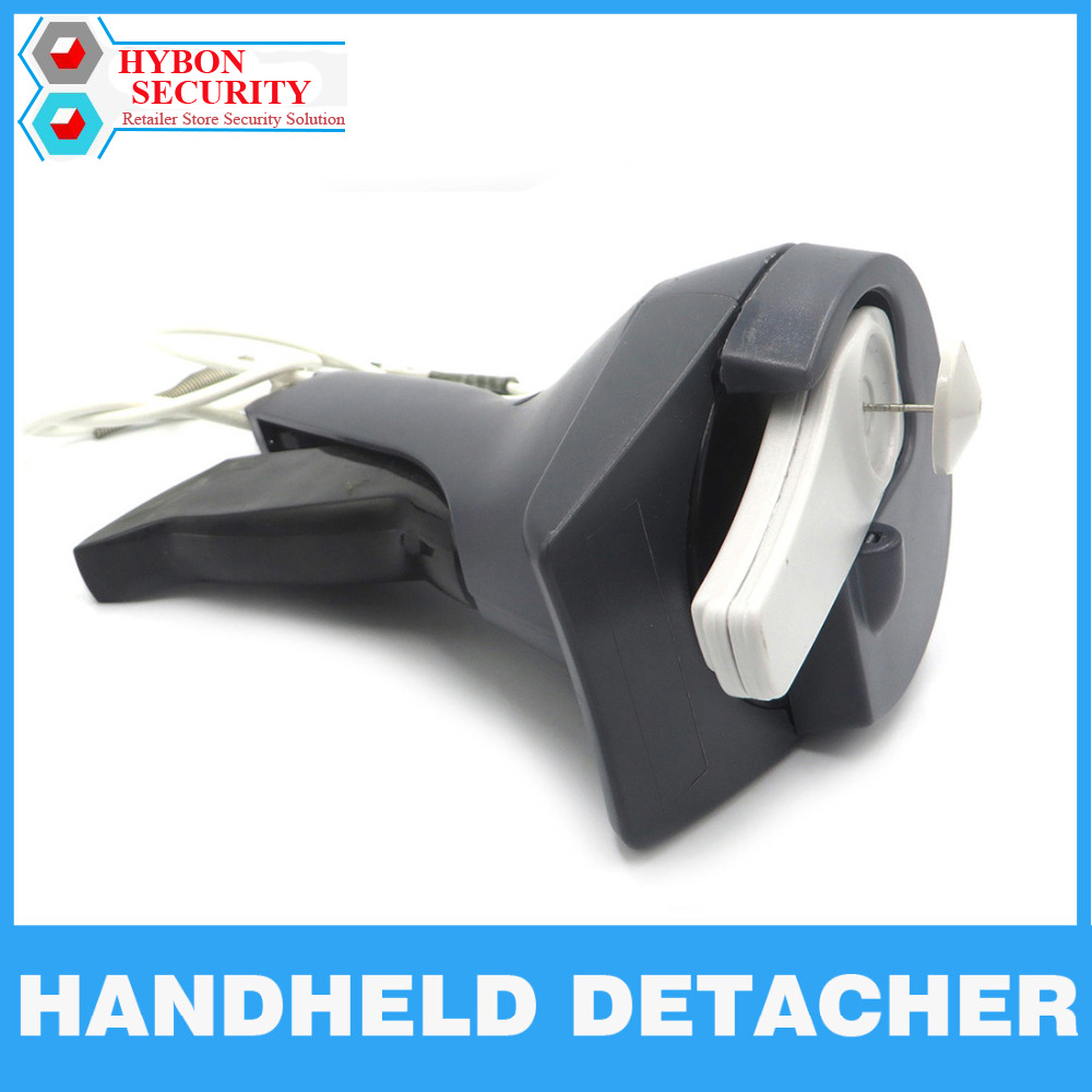 HYBON EAS Handheld Gun Security Tag Remover Clothes Magnet Supermarket Hard Tag Detacher Lockpick<br>