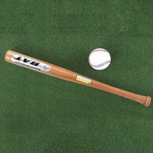 Wood Baseball Bat Wooden Softball Bat Children Man Women Baseball Beginner Training Fitness Equipment(China)