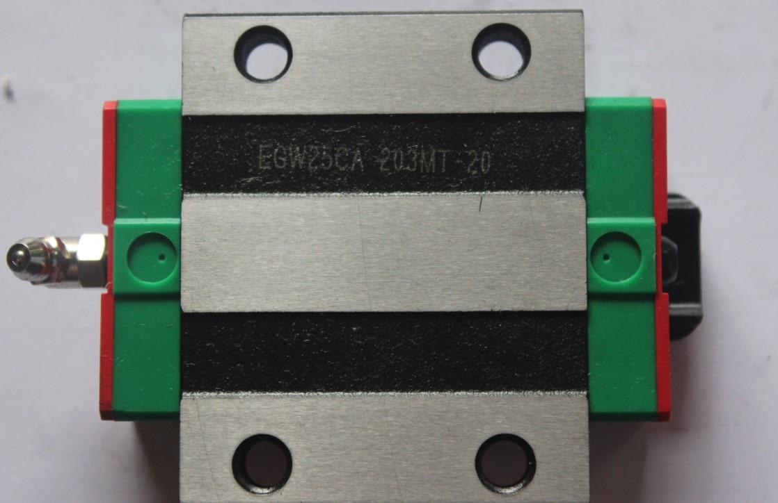 100% genuine HIWIN linear guide EGW20C block for Taiwan<br>