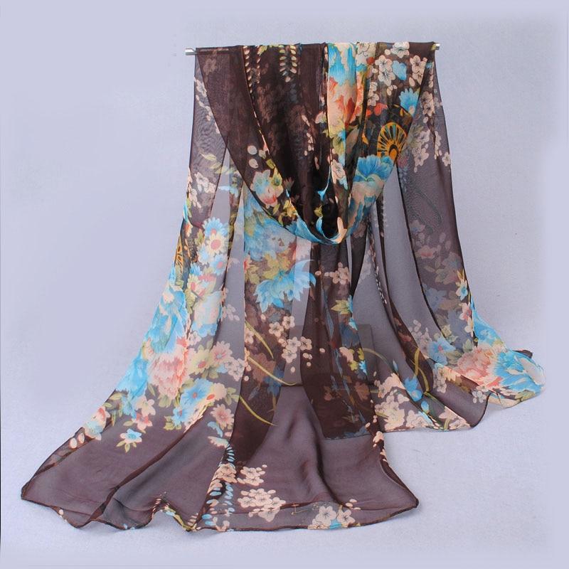 chiffon scarf 281-CF