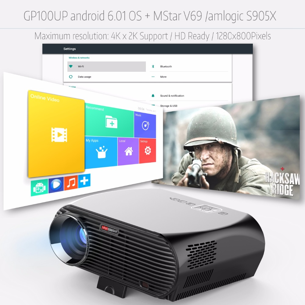 GP100UP,android6.01 wifi projector_vivibright (1)