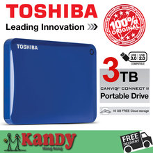 Toshiba USB 3.0 external hard drive hdd 3tb disco duro externo 3to hd disque dur externe harde schijf harici portable hard disk
